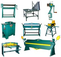 METAL WORKING EQUIPMENT